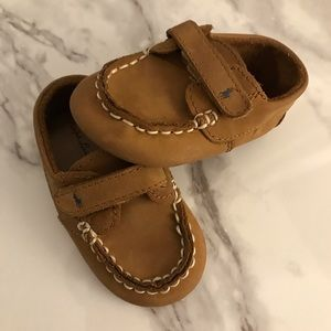 Ralph Lauren Baby Boys' Captain Boy Boat Shoes